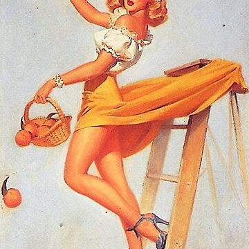Cute Pinup by Evilninja