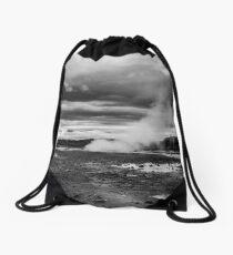 Hverir Drawstring Bag