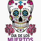 Dia De Los Muertos by Keith G. Hawley
