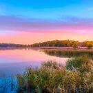 October morning 2 by Veikko  Suikkanen
