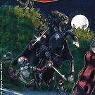 Zorro™ - Swords of Hell No. 003 by ZorroProdsInc