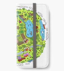 My Happy Planet iPhone Wallet/Case/Skin
