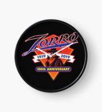Zorro™ - 100th Anniversary Clock