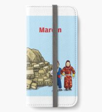 Mardine gel Mardine derman bulak derdine iPhone Wallet/Case/Skin