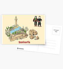Şanlıurfa Postcards