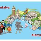 Antalya, oranges and films by Emir Isovic