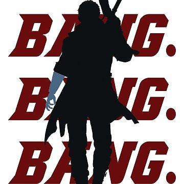 DMC BANG BANG by PopCultureRef