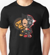 Camiseta unisex astro boy x bape