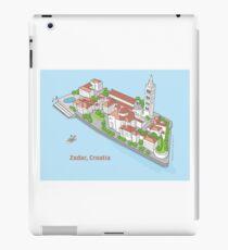 Zadar, my love! iPad Case/Skin