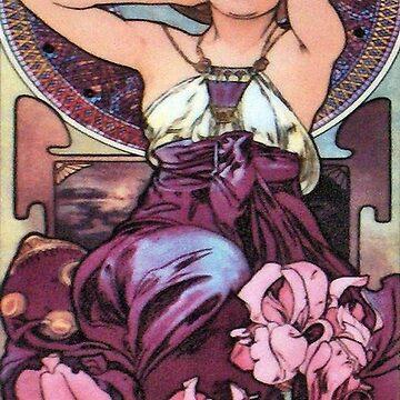 Flower Girl by Evilninja