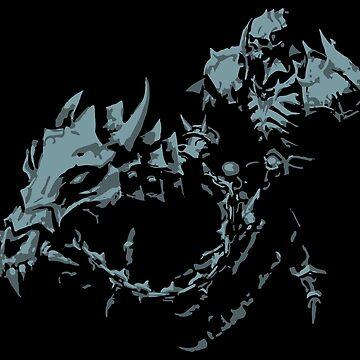 Berserk Skull Knight by gainzgear