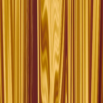 abstract stripes melting-copper by hereswendy