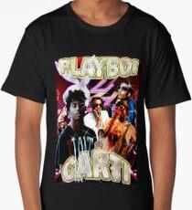 Camiseta larga Vintage Playboi Carti Epifanía Ilícita