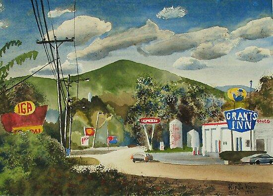 Nostalgia, Arcadia Valley, 1985 by KipDeVore