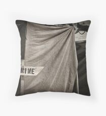 Latrine Throw Pillow