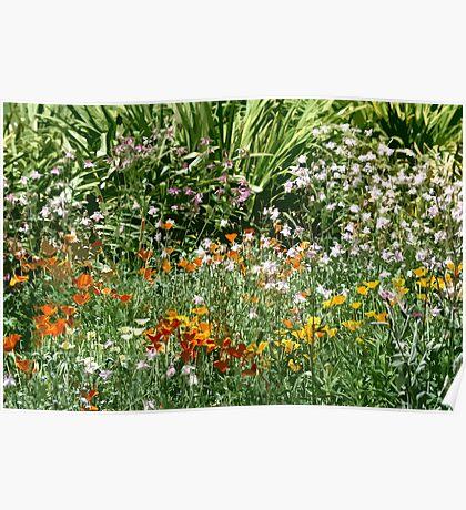 The Picking Garden Poster