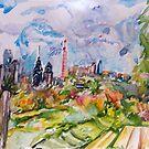 City View by Mina Smith-Segal