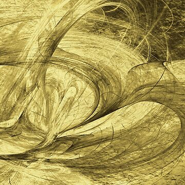Flying threads of gold by hereswendy