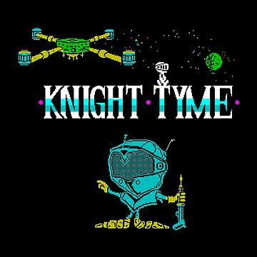 Gaming [ZX Spectrum] - Knight Tyme by ccorkin