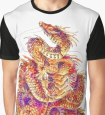 Red Curls  Graphic T-Shirt