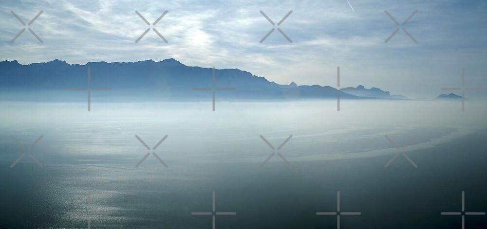 Leman lake by poupoune