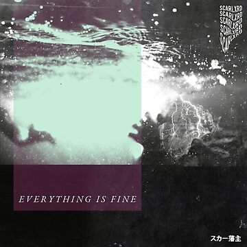 scarlxrd EVERYTHING IS FINE by talskinth