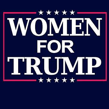Women for Trump by Bullish-Bear