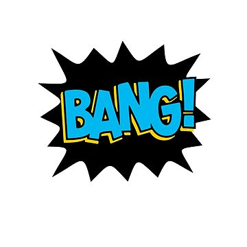 Bang! Graphic Funny by joseluizleite