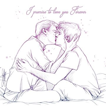 Mystrade - I promise to love you Forever by Clarice82