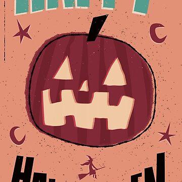 Happy halloween by marcelobadari