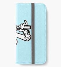 Rick Sanchez from Rick and Morty™ Getting Schwifty iPhone Wallet/Case/Skin