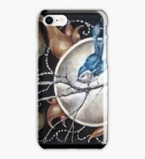 Once in a Blue Moon iPhone Case/Skin