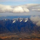 Snow in the mountains of Utah by Irvin Le Blanc