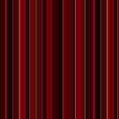Red stripes vertical by Anteia