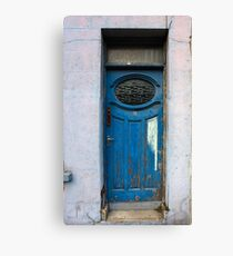 number 11 Canvas Print