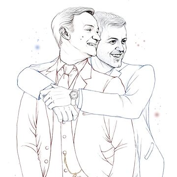 Mystrade - Keep smiling by Clarice82