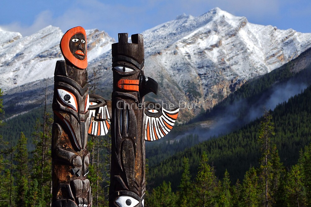 Totems by Christophe Dur