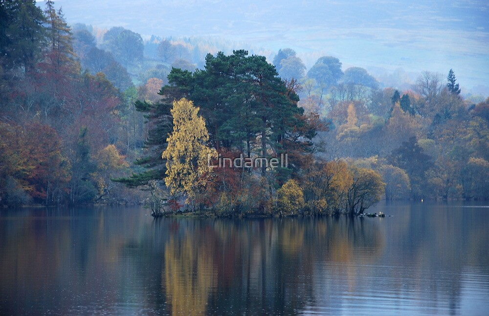 Loch Tay by Lindamell