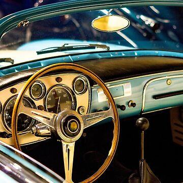 Vintage car by NaCl01