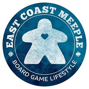 East Coast Meeple by mitchmistake