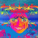 Psychedelic Fish by Icarusismart