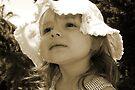 Little Girl In Sepia von Evita