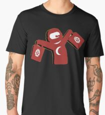 Cyber Monday Man Men's Premium T-Shirt