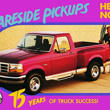 FORD FLARESIDE F150 by ThrowbackMotors