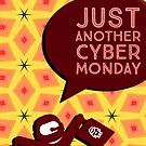 Cyber Monday Man by Deana Greenfield