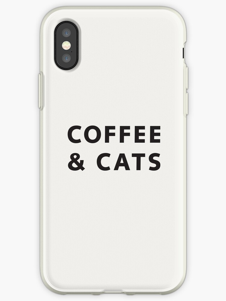 Coffee + Cats by meandthemoon