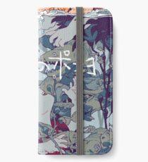 Ponyo iPhone Wallet/Case/Skin