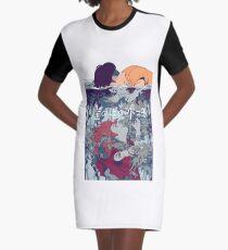 Ponyo Graphic T-Shirt Dress