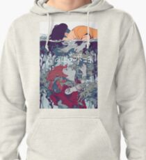 Ponyo Pullover Hoodie