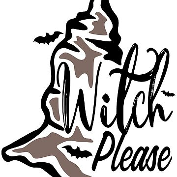 HALLOWEEN WITCH PLEACE gifts by Kriv71